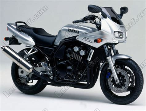 Led Rücklicht Yamaha Fzs 600 Fazer by Kit Led Compteur Pour Yamaha Fazer Fzs Bleu Blanc Vert