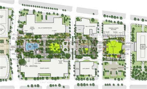 facility layout là gì splash pools and lawns in downtown los angeles chance of
