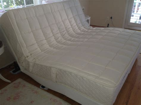 futon mattress king size phoenix california king latex mattress adjustable bed