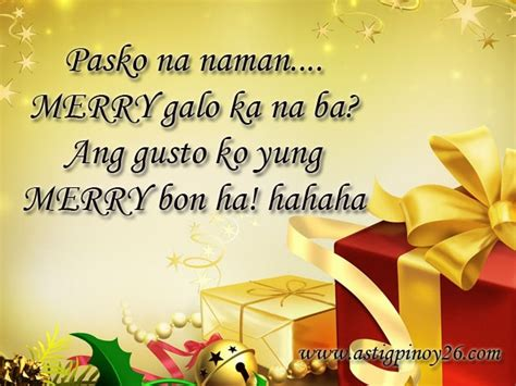 christmas quotes tagalog quotesgram
