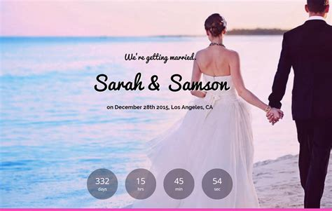 bootstrap themes free wedding wedding website template free download webthemez