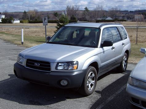 forester subaru 2003 2003 subaru forester autos post