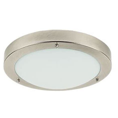 Screwfix Bathroom Lights Portal Bathroom Ceiling Light Brushed Chrome Es 60w Bathroom Ceiling Lights Screwfix