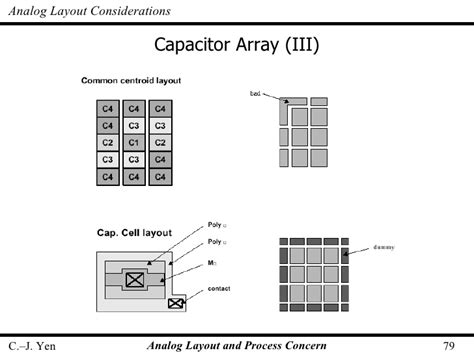 sar capacitor array layout sar capacitor array layout 28 images ece1388 project capacitor mismatch layout 28 images