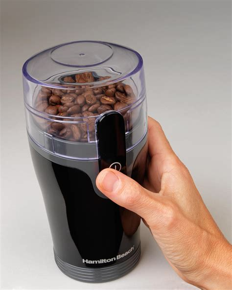 Amazon.com: Hamilton Beach 80335 Fresh Grind Coffee Grinder: Power Blade Coffee Grinders