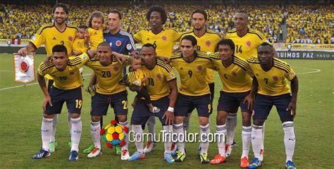 imagenes para perfil seleccion colombia los n 250 meros de la selecci 243 n para ir a brasil 2014
