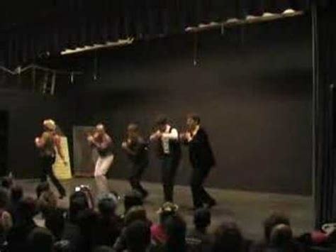 swing out new hshire jackson 5 routine at swing out new hshire 2007 youtube