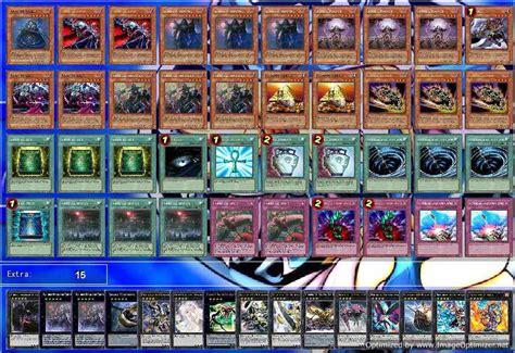 yugioh deck list – Yugioh Deck List