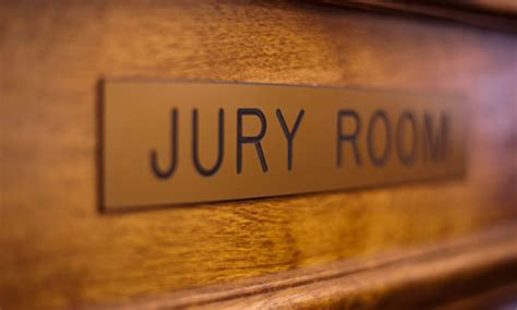 jury room 10 things that jurors need to the guardian