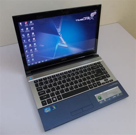 Laptop Acer I2 three a tech computer sales and services used laptop acer timelinex 4830t i3 8hrs battery