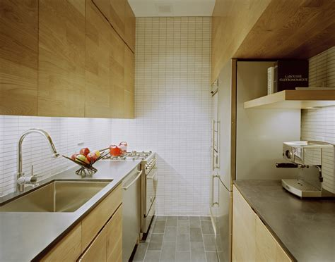small kitchen apartment studio space saving tiny apartment new york