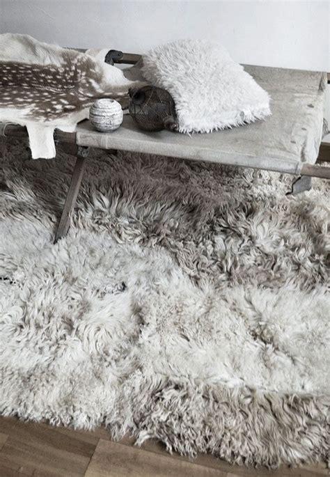 grey fluffy rug best 25 faux fur rug ideas on