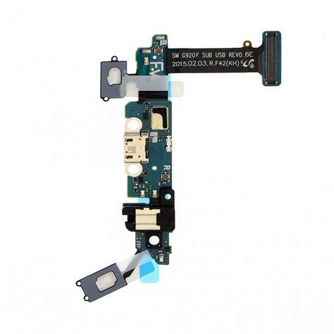 Konektor Usb Cas Samsung Galaxy S6 G920f Original samsung micro usb flex cable оригинален лентов кабел с микрофон док конектор и други функции