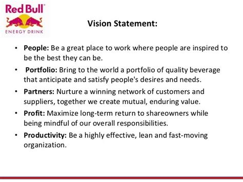 sle business plan vision statement image result for vision statement exles for the