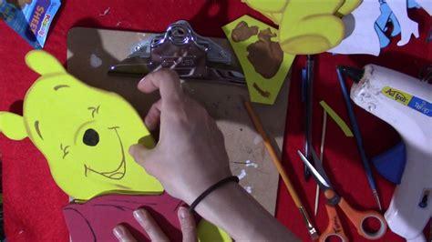 imagenes de winnie pooh en foami winie the pooh en foami con moldes youtube