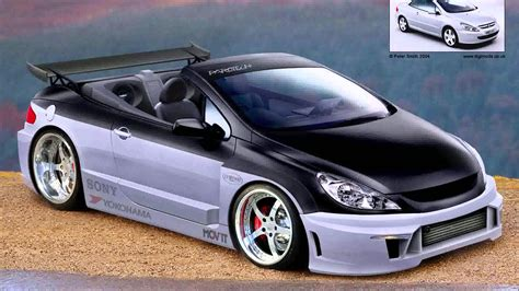 peugeot cars please peugeot 307 cc tuning cars youtube