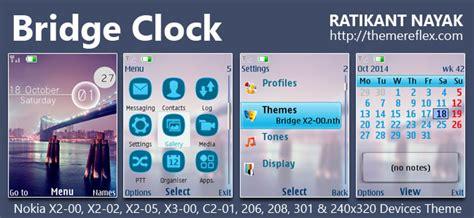 themes clock nokia 206 2015 calandar clock theme nokia x2 downloads new