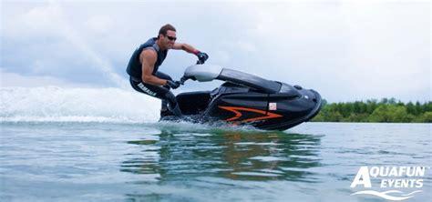 waterscooter vaarbewijs jetski varen aquafun events