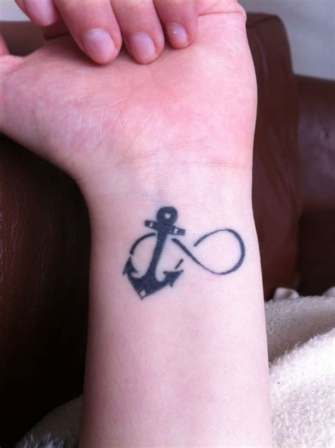 simple wrist tattoo designs 30 best beautiful simple anchor tattoos images on