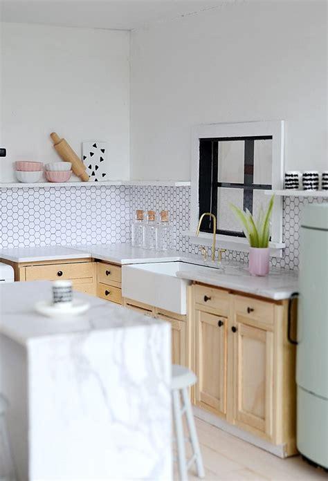 dolls house kitchen 25 best ideas about modern dollhouse on pinterest