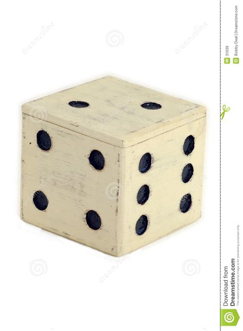 printable dice box giant dice box stock image image of container over game