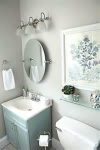 Decorating Ideas For Office Bathroom 17 Best Ideas About Oval Bathroom Mirror On