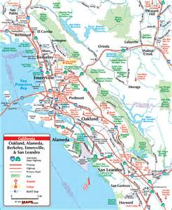 your resource for local maps in oakland ca