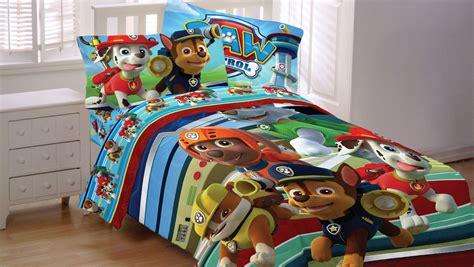 paw patrol bedding nickelodeon paw patrol bedding set puppy hero comforter