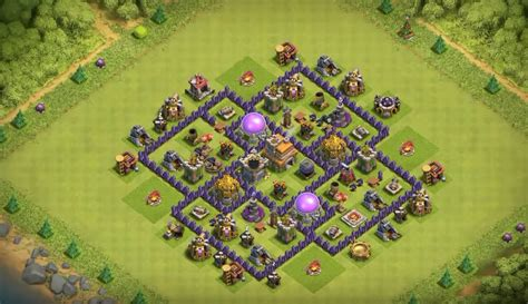 hd town hall 7 17 th7 to th11 farming trophy war base layouts for