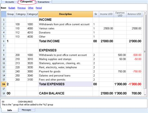 import data from a book file banana accounting 7