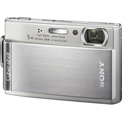 Kamera Sony Dsc T300 sony cyber dsc t300 digital silver dsct300 b h
