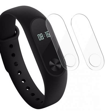 Xiaomi Mi Band 2 Screen Protector 2pcs for xiaomi mi band 2 screen protector tpu glass