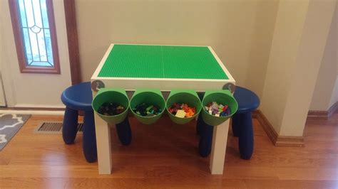 easy diy lego table diy lego table easy hints and tips