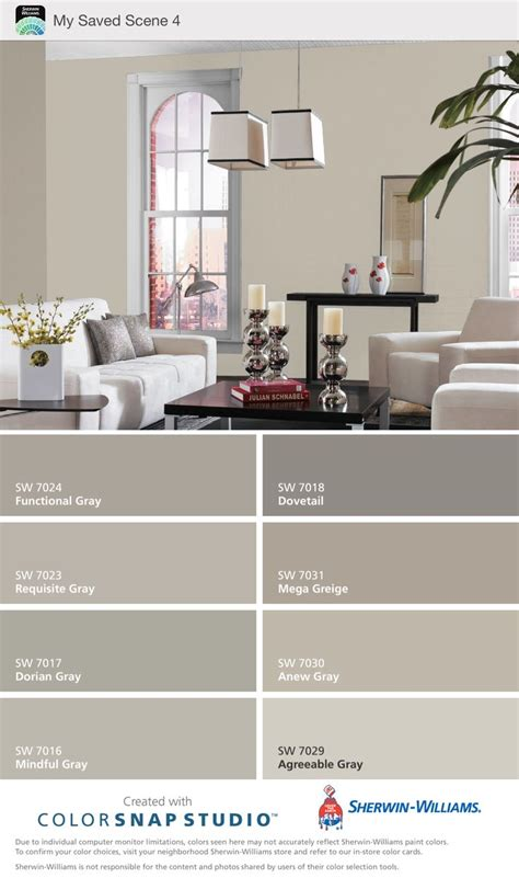 mega greige anew gray sherwin williams warm grays my choice for gray color scheme