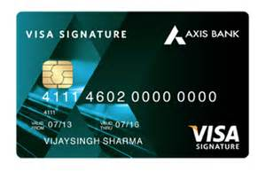 Credit Card Application Form Of Axis Bank Axis Bank Signature Credit Card Review Cardexpert
