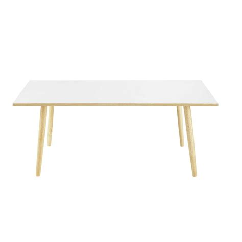 table basse vintage blanche table basse vintage blanche fjord maisons du monde