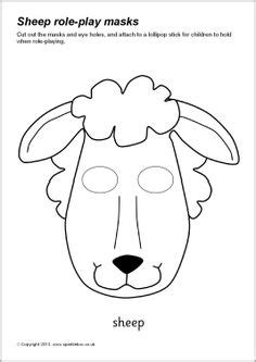 printable sheep face mask template frog cut out template frog mask colouring pages dyi