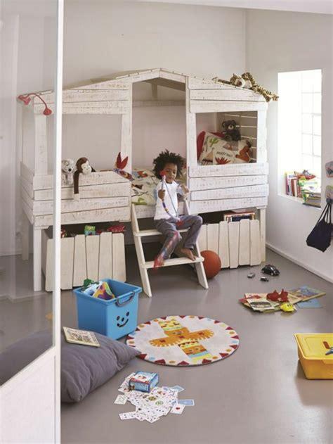 chambre d enfant originale le plus beau lit cabane pour votre enfant