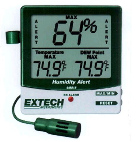 House Humidity Meter The Humidity Alert Meter