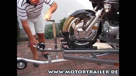 Motorradheber Alleine motorradanh 228 nger alleine ohne anstrengung und sicher