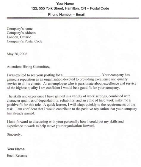 sample cover letters  employment sample cover letter  job application job hunting