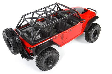 Axial Jeep Rubicon Rcnewz Axial Scx10 Jeep Wrangler Unlimited Rubicon Kit