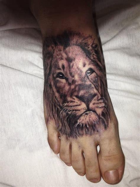 tatuaggio leone significato simbologia  galleria