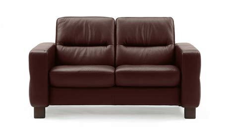 stressless sofas circle furniture wave stressless lowback loveseat