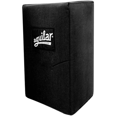 cabinet covers for rentals aguilar gs 4x12 cabinet cover guitar center