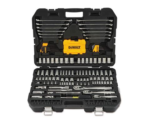 tool sets great deal on dewalt dwmt73803 mechanics tools set at toolpan
