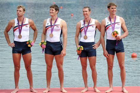 Disney Movie Blind Wrestler What S In Olympic Rower Henrik Rummel S Pants