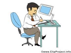 travail image bureau images cliparts bureau dessin