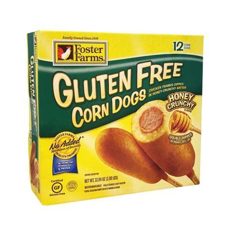 gluten free corn dogs foster farms gluten free corn dogs 12 ct from smart instacart