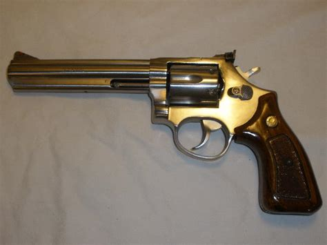 38 F Stainless Darat Dalam 38 Inch taurus 357 model 66 stainless 6 inch ported barrel for sale at gunauction 9770179